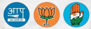 चुनावनामा दिल्ली का